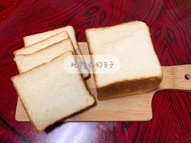 煉乳吐司(低溫發酵法)