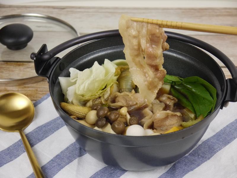 終級懶人清冰箱料理-日式壽喜燒