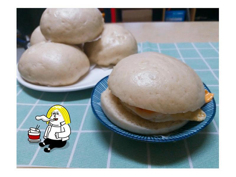 白饅頭(無糖無油)🍚