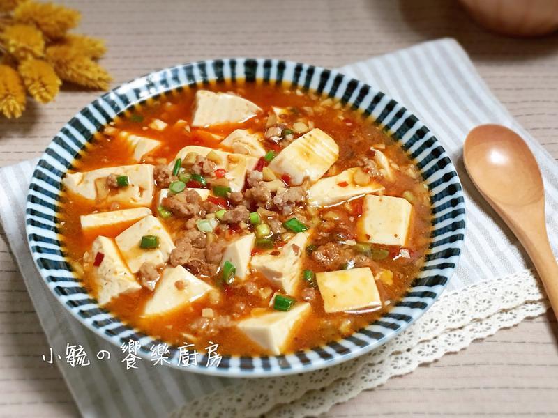 超下飯。麻婆豆腐