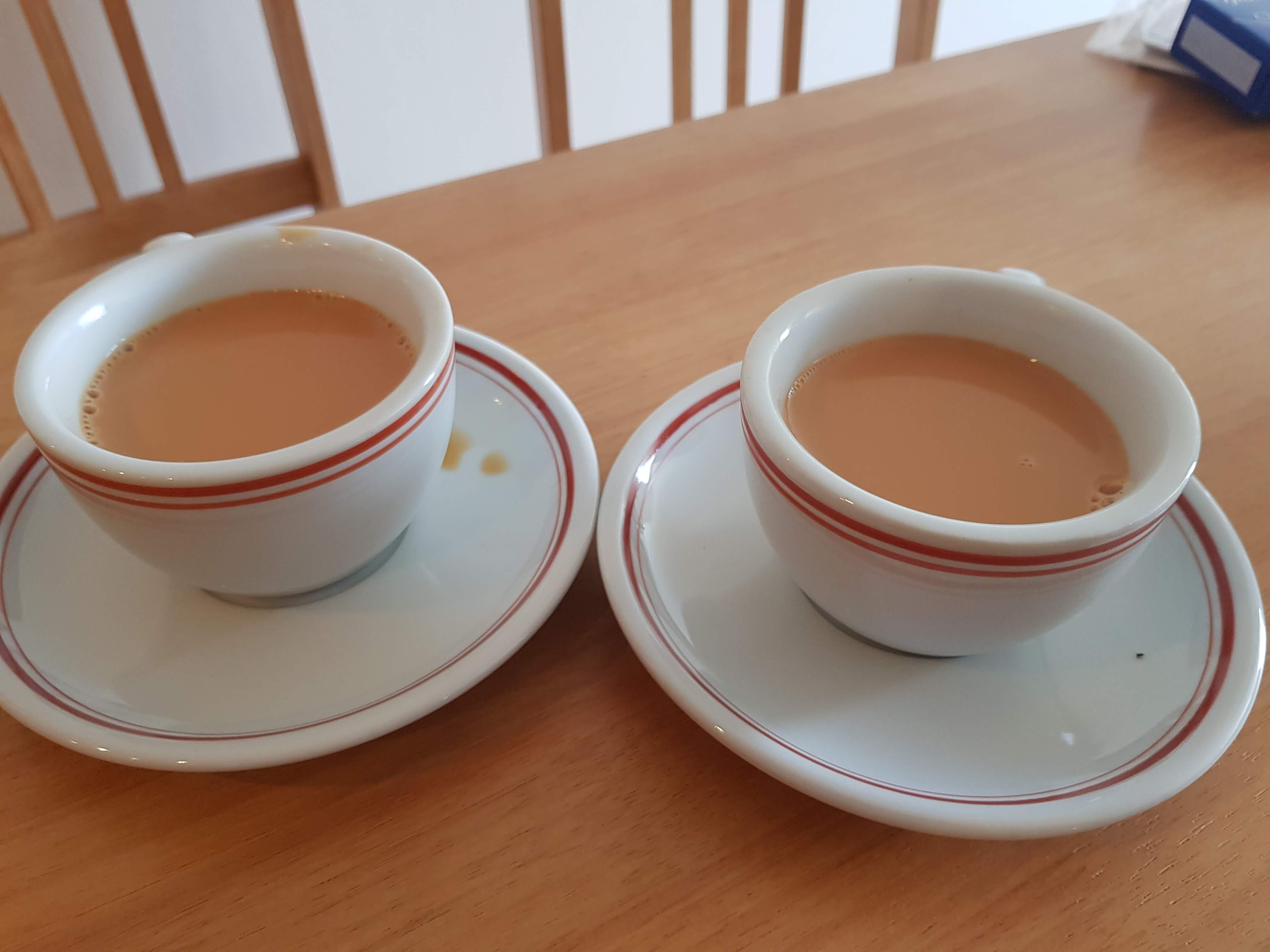 正宗港式奶茶 - 用茶包和家常廚房工具
