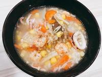 海鮮營養粥