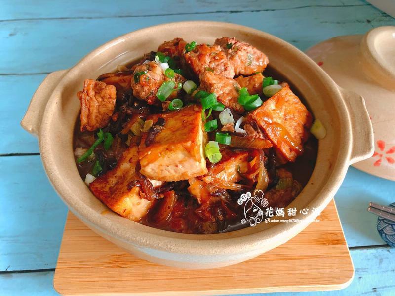豆腐肉丸子(下飯料理)