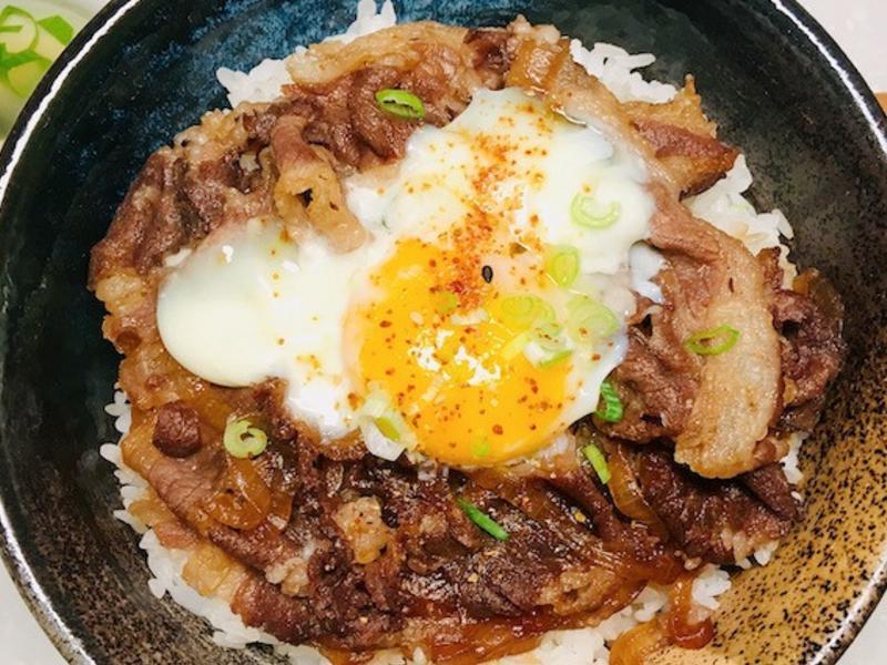 十分鐘料理--牛丼飯