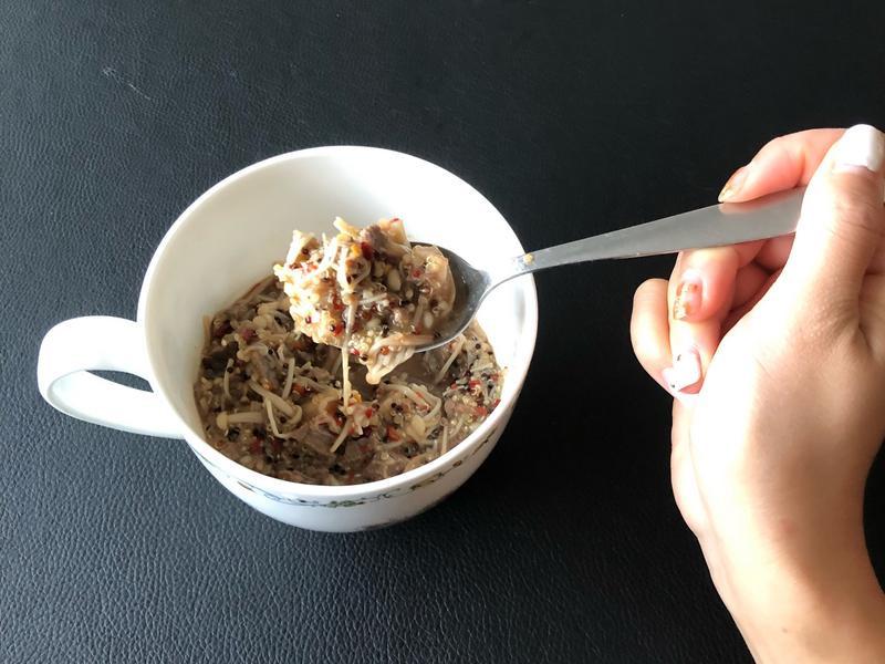 藜麥.金菇牛肉口味(微辣風)