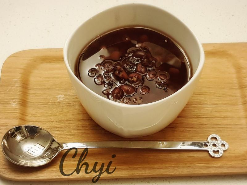 紅豆紫米湯-萬用鍋簡易版