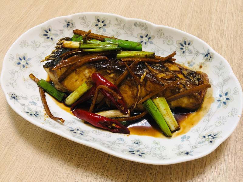 紅燒魚排(草魚)