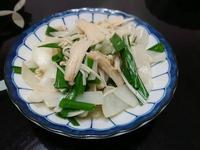 蔥炒金針菇