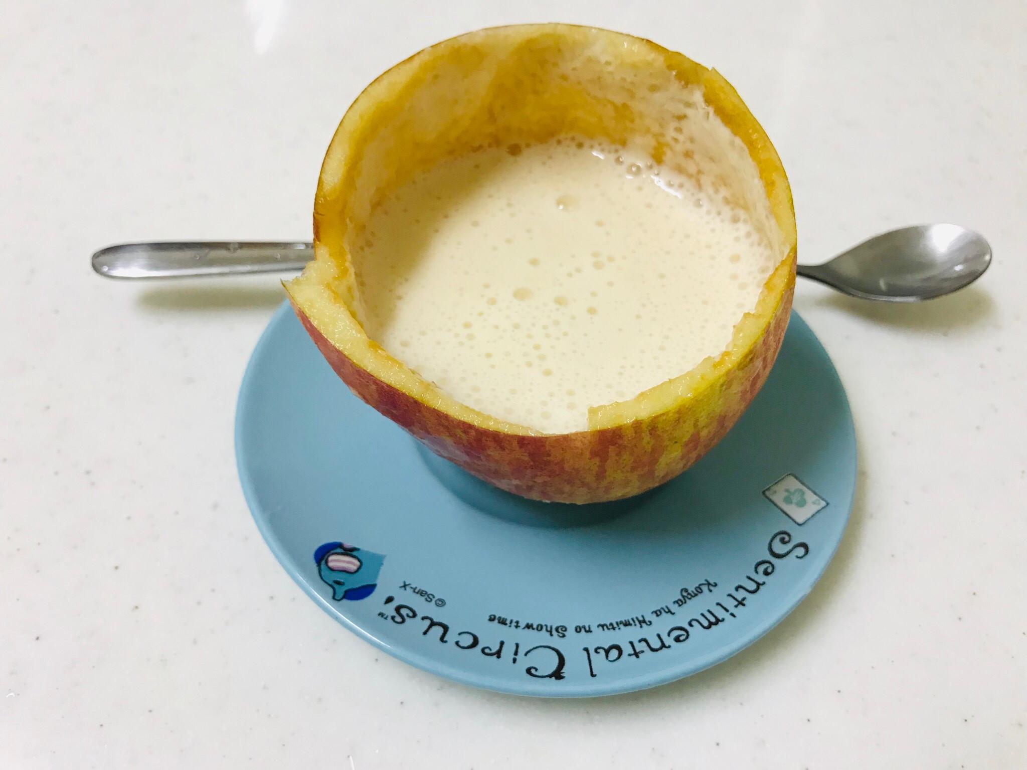 蘋果優格杯冰沙/蘋果優格飲