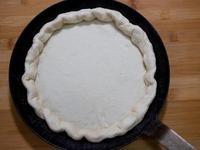 \\烘焙實驗-薄脆披薩餅皮(含芝心)//