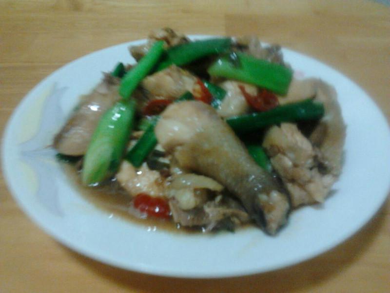 家常宴廚房-辣炒雞肉