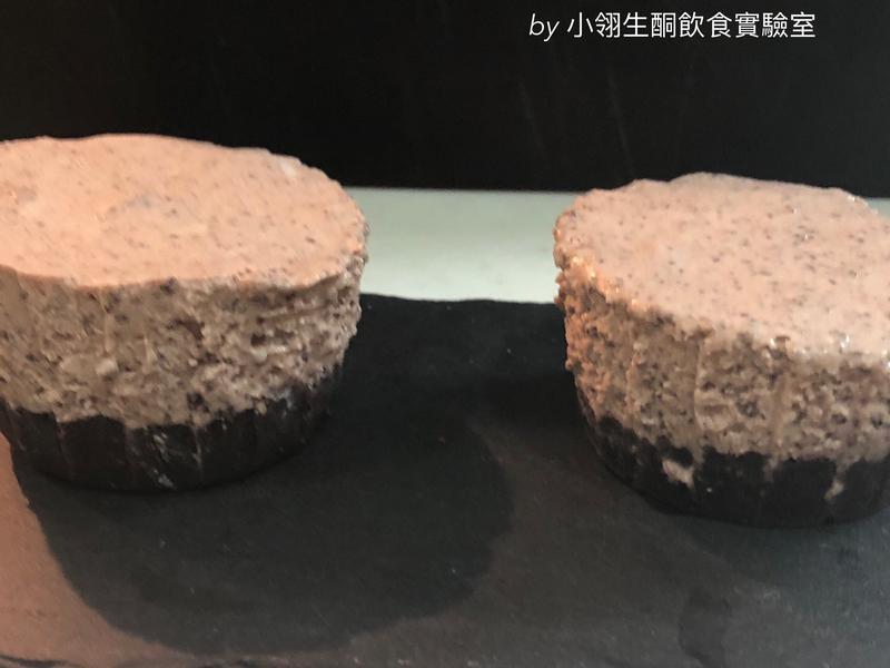 生酮版免烤箱OREO 起司小蛋糕