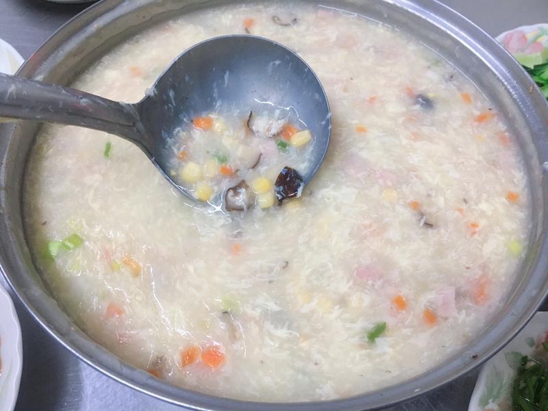 煉乳版玉米濃湯