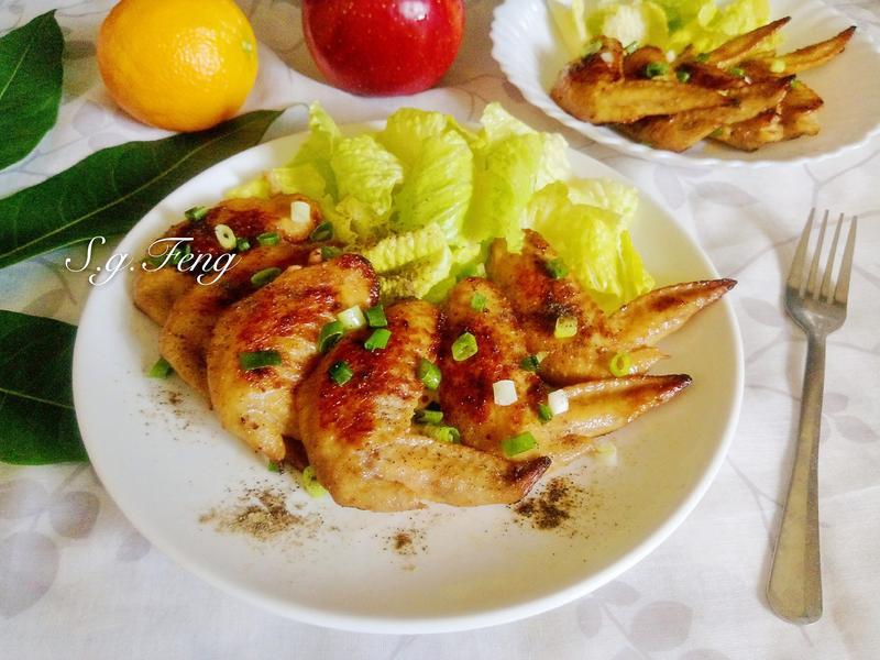 香煎腐乳雞翅