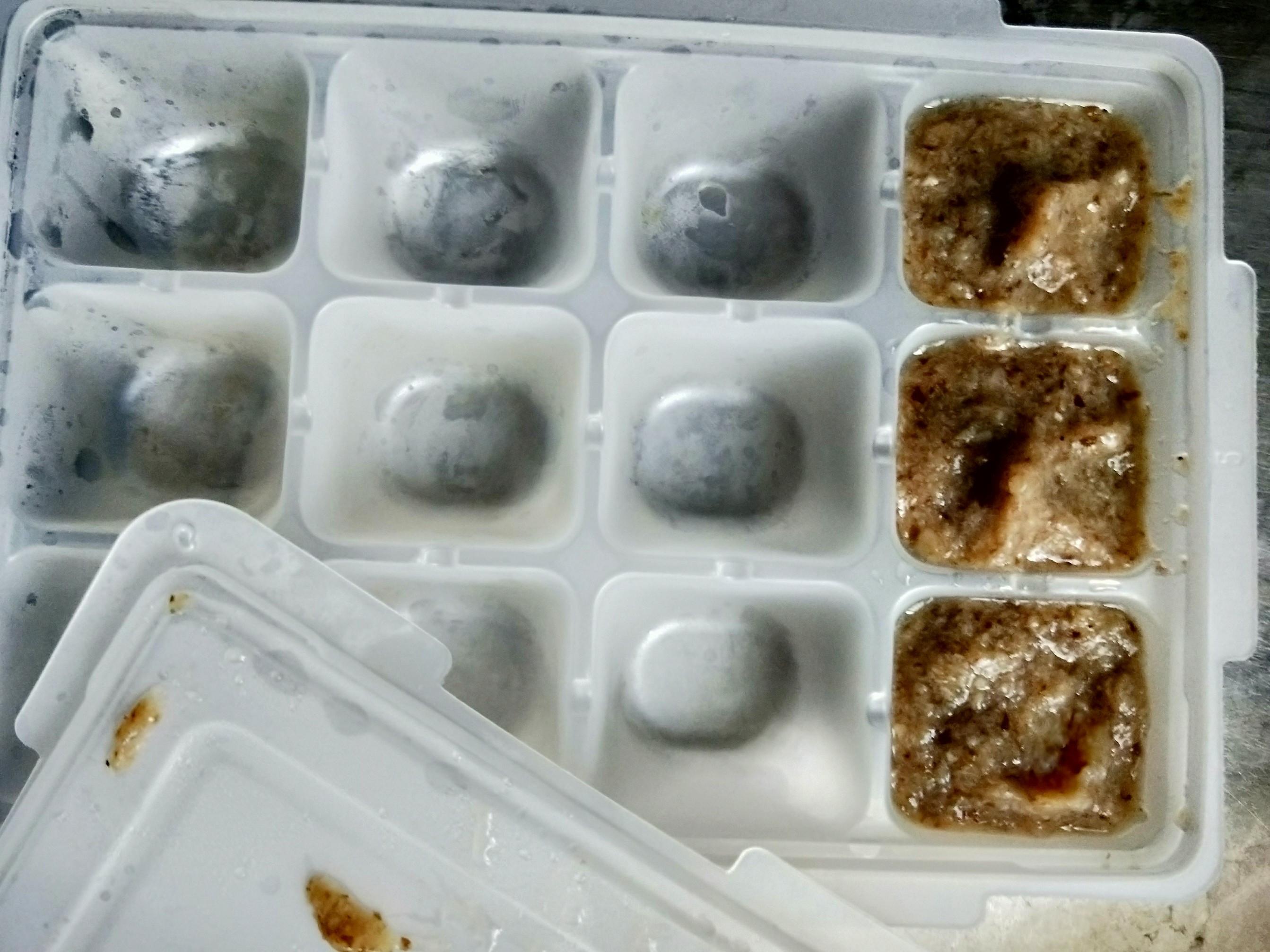 電子鍋副食品-香菇泥