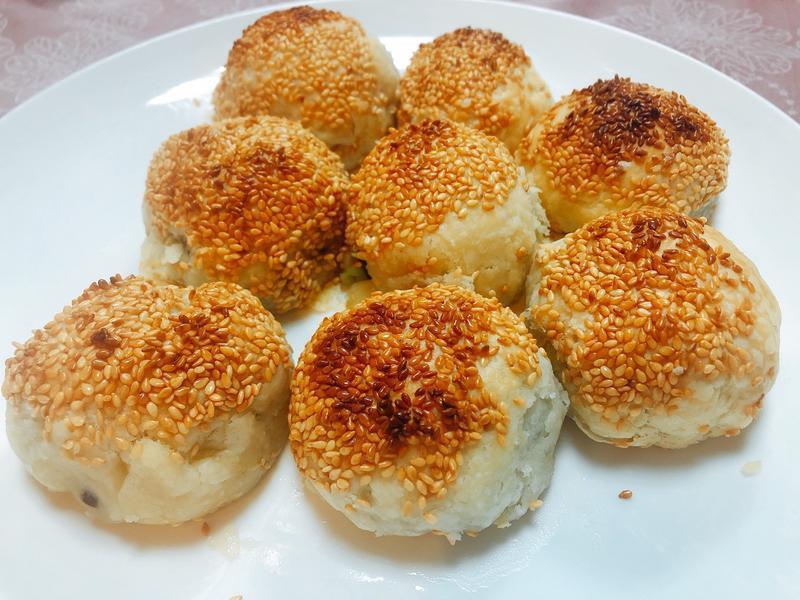 蘿蔔絲酥餅