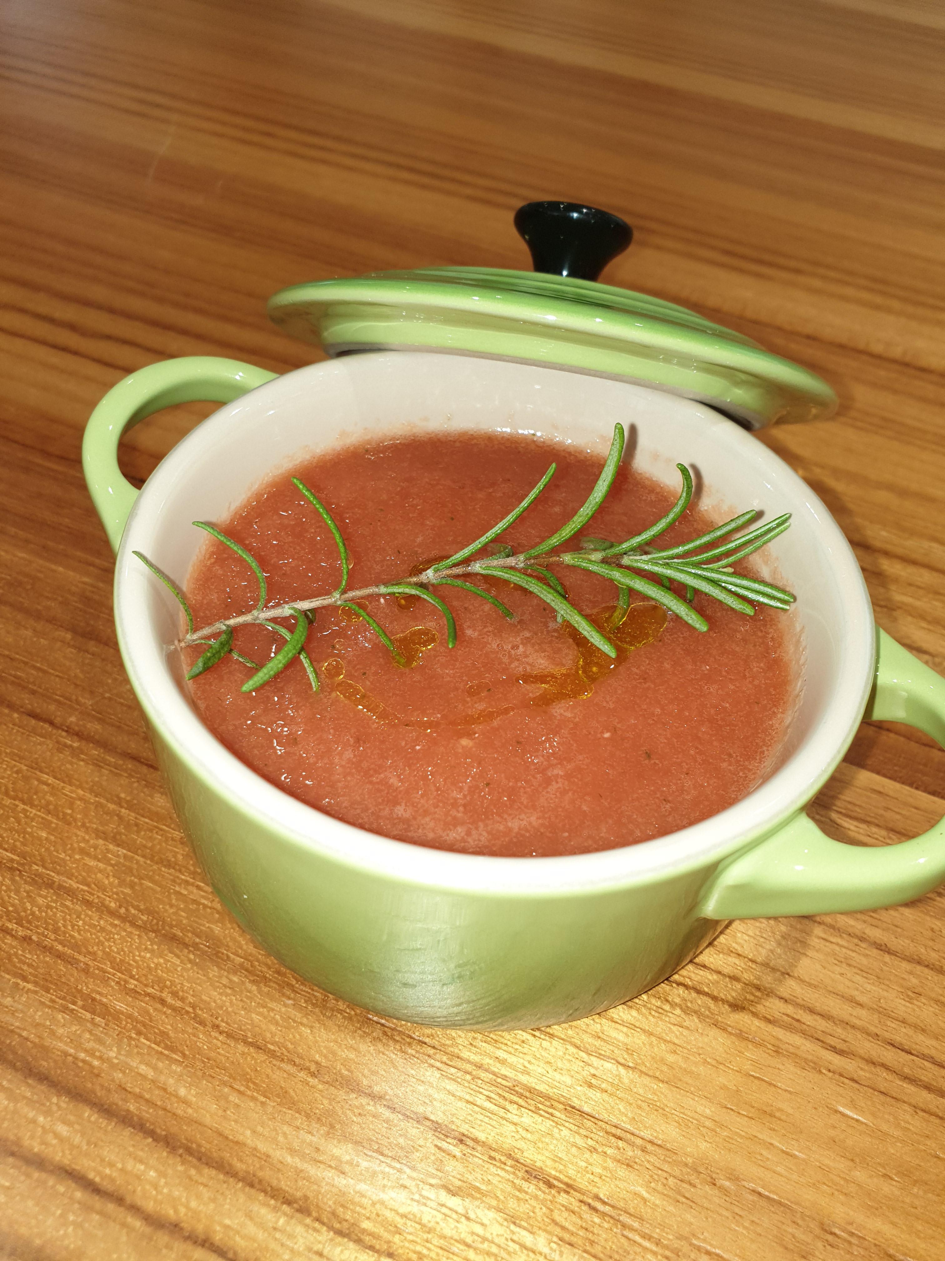 西班牙番茄冷湯