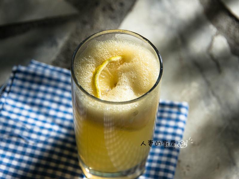 香柚檸檬紅茶