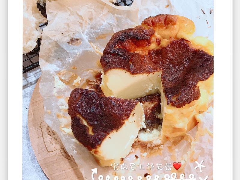 巴斯特乳酪蛋糕