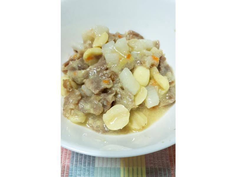 [寵物鮮食]鴨肉蓮子山藥