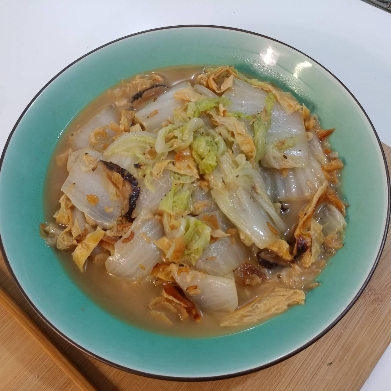 開陽白菜(白菜滷)