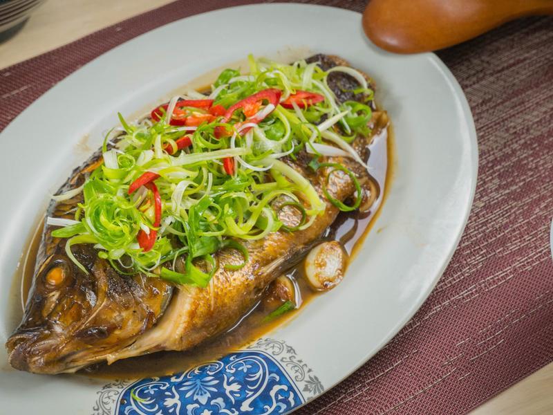 #29 紅燒魚