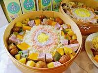 彩米五穀拼盤(彩米養生飯)