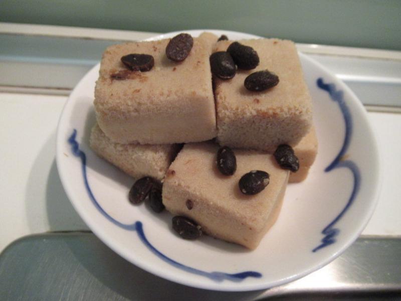 豆豉高野豆腐