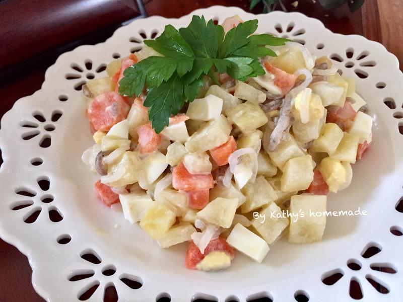 洋芋蛋沙拉🎶