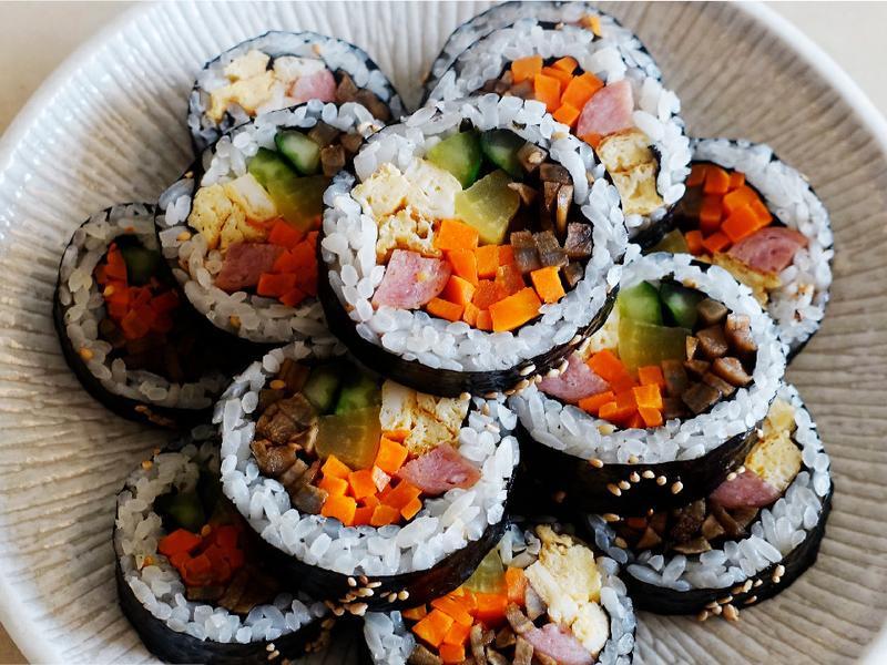 韓式紫菜包飯 (原味)