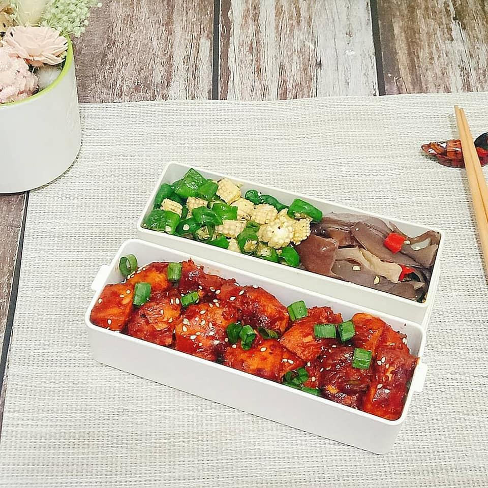 簡易料理-韓式辣烤雞柳食譜