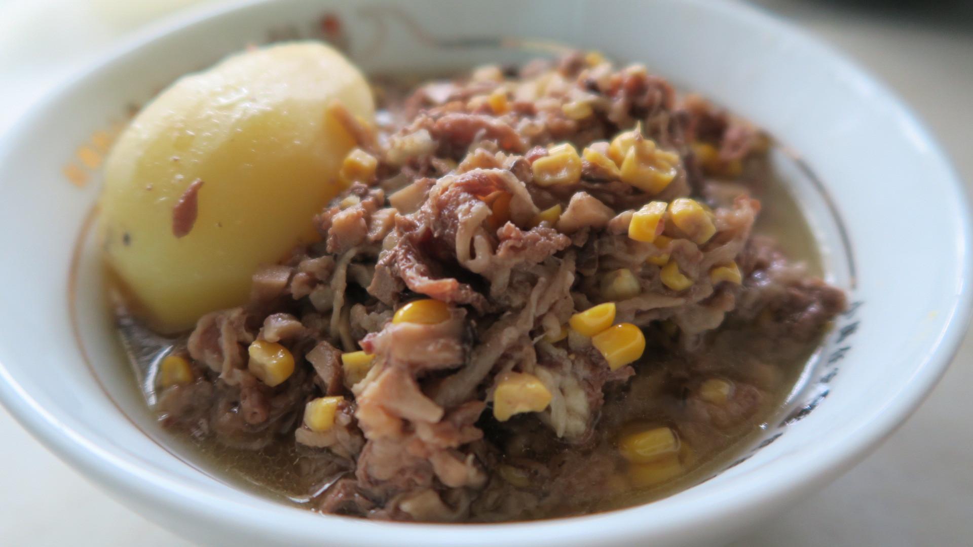 金小萬之玉米香菇牛肉