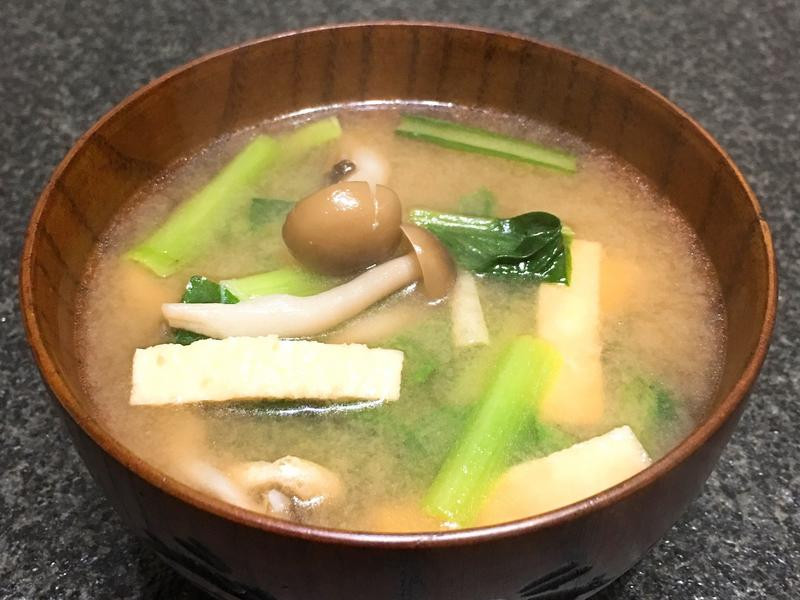 日式味噌湯1