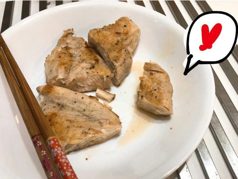 嫩煎雞胸肉
