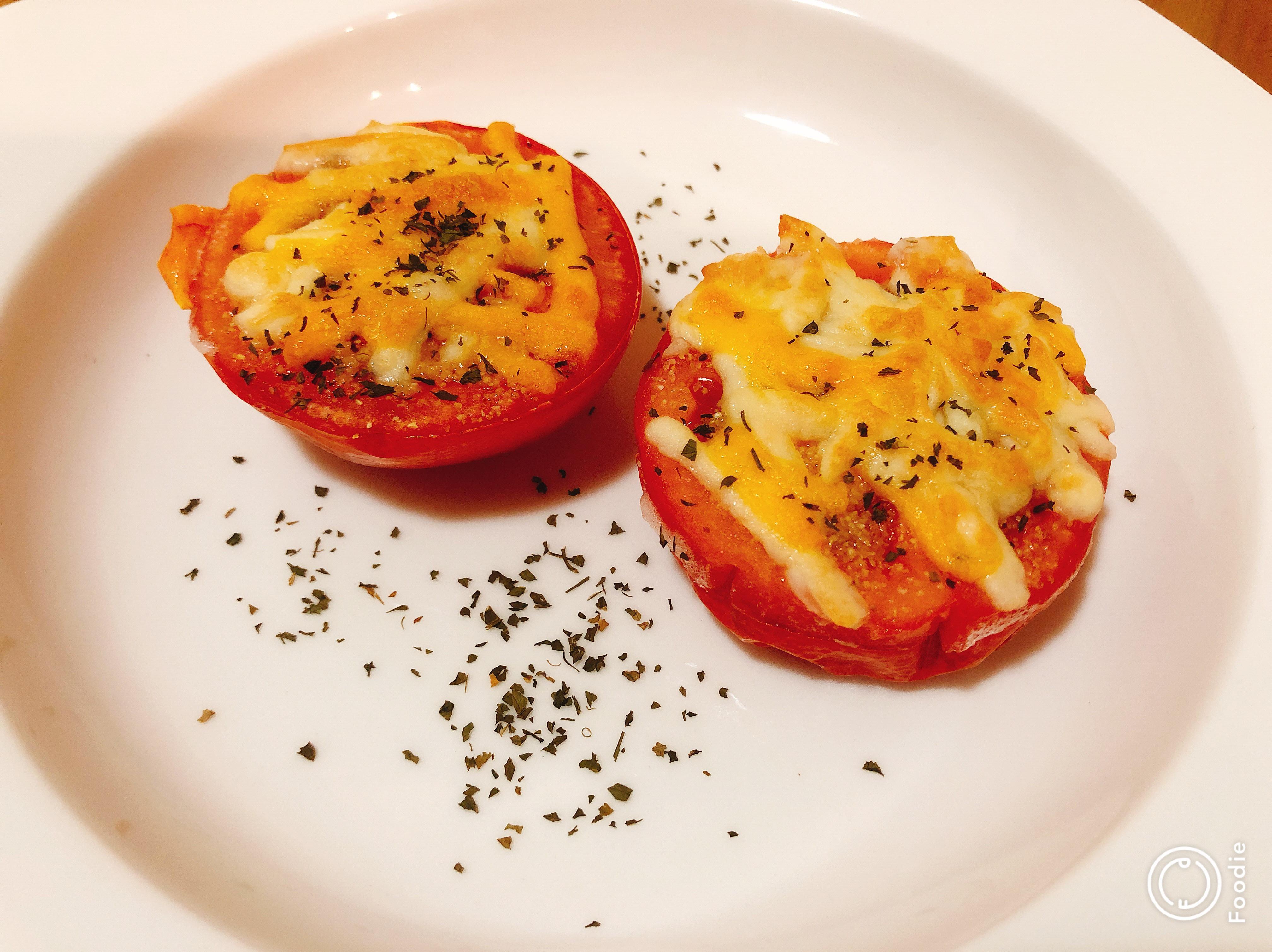 焗烤番茄🍅-全國電子竹東北興氣炸鍋食譜