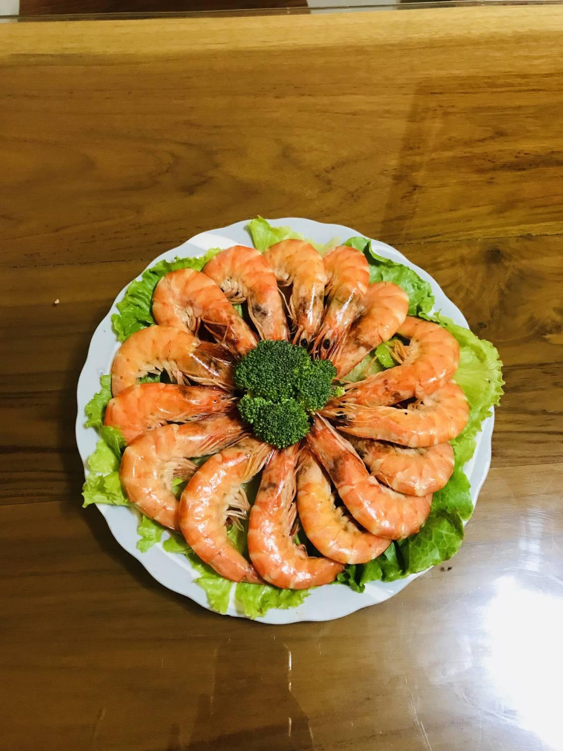 胡椒醉蝦-建國店氣炸鍋