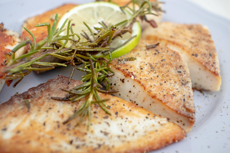 迷迭香鯛魚