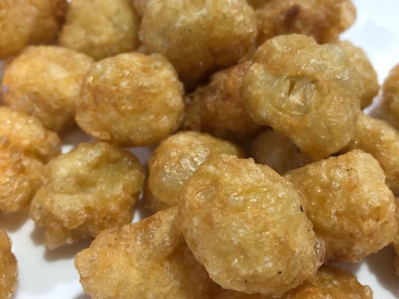 古早味油麵筋🥔🥢 簡單有趣
