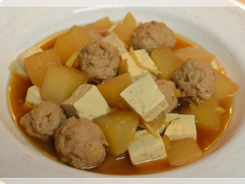 [四季江戶味之秋季料理]-薑燒三味