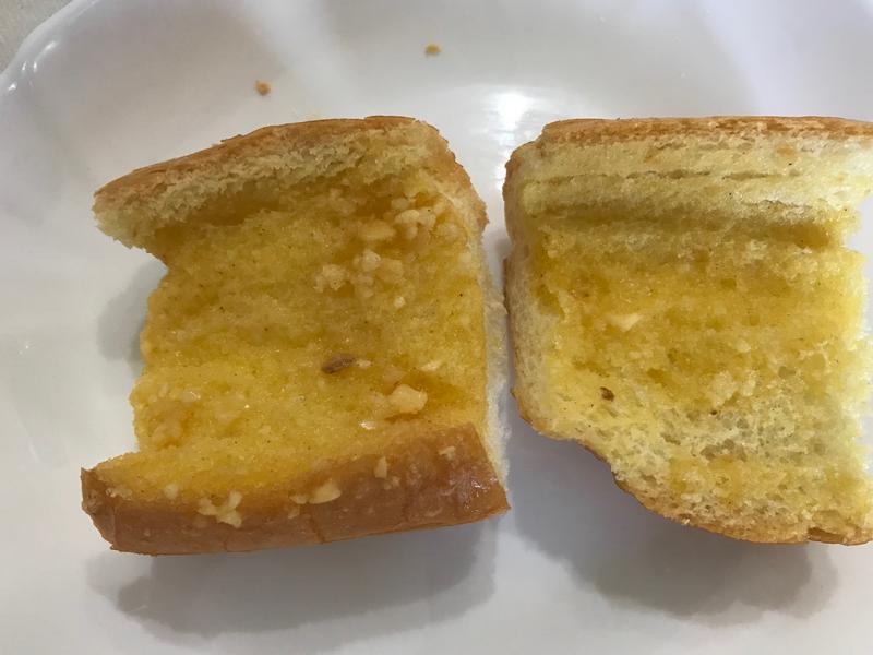 大蒜麵包-新店民權氣炸鍋食譜