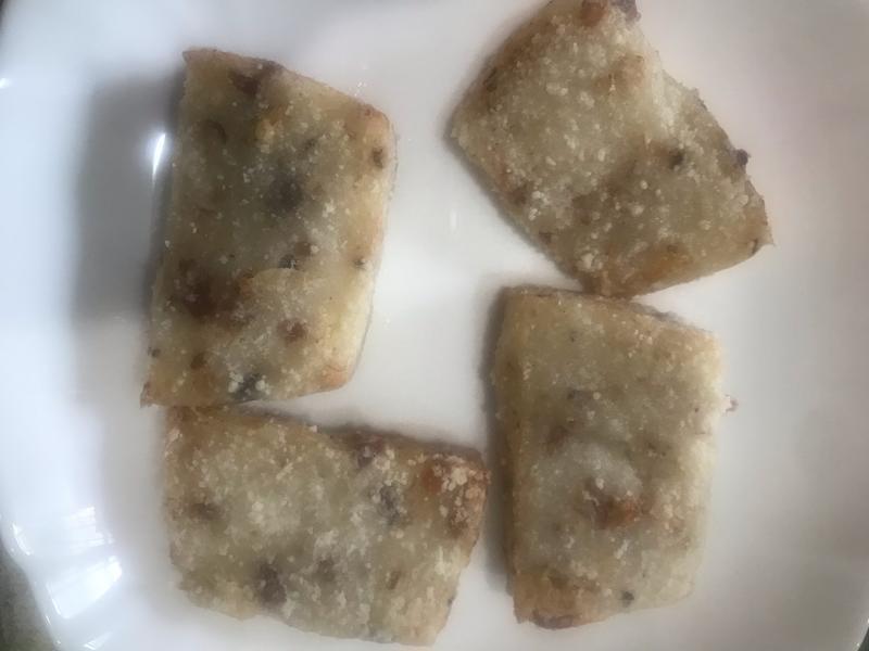 蘿蔔糕粿粉-新店民權氣炸鍋食譜