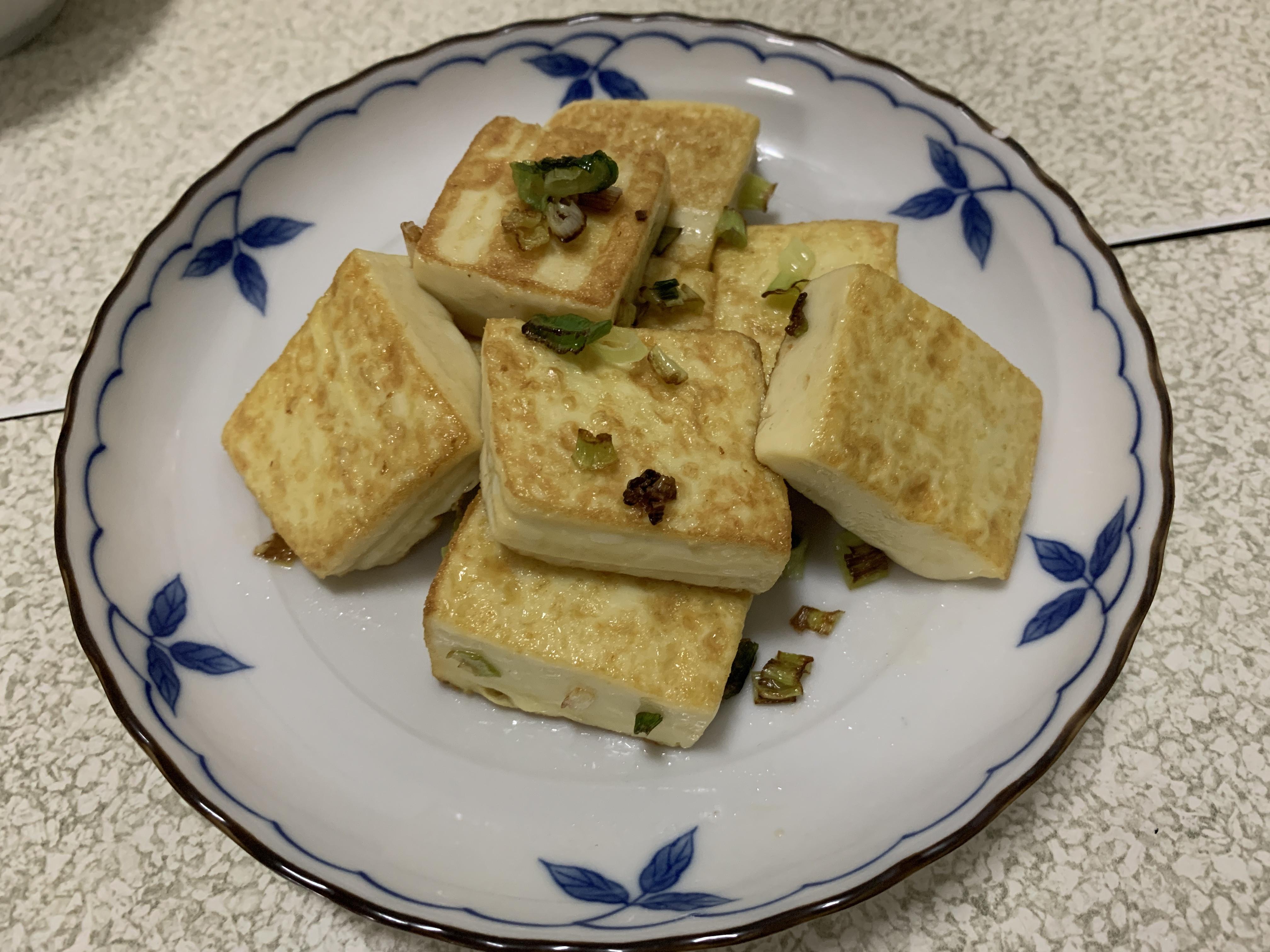 黃金豆腐-建國店氣炸鍋