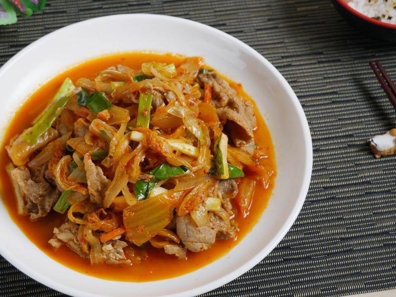 #30 泡菜豬肉
