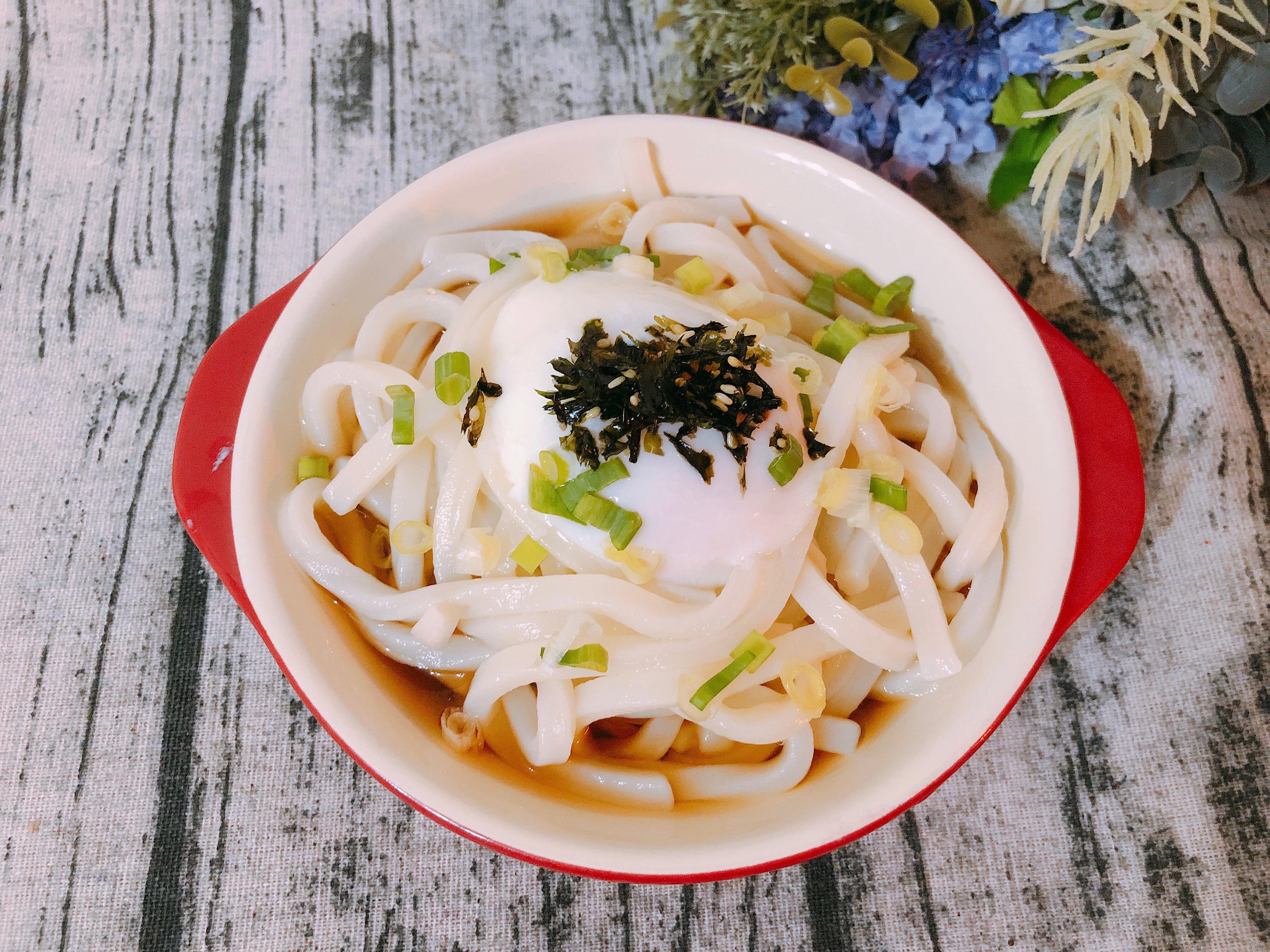 日本料理-日式冷麵(烏龍麵)