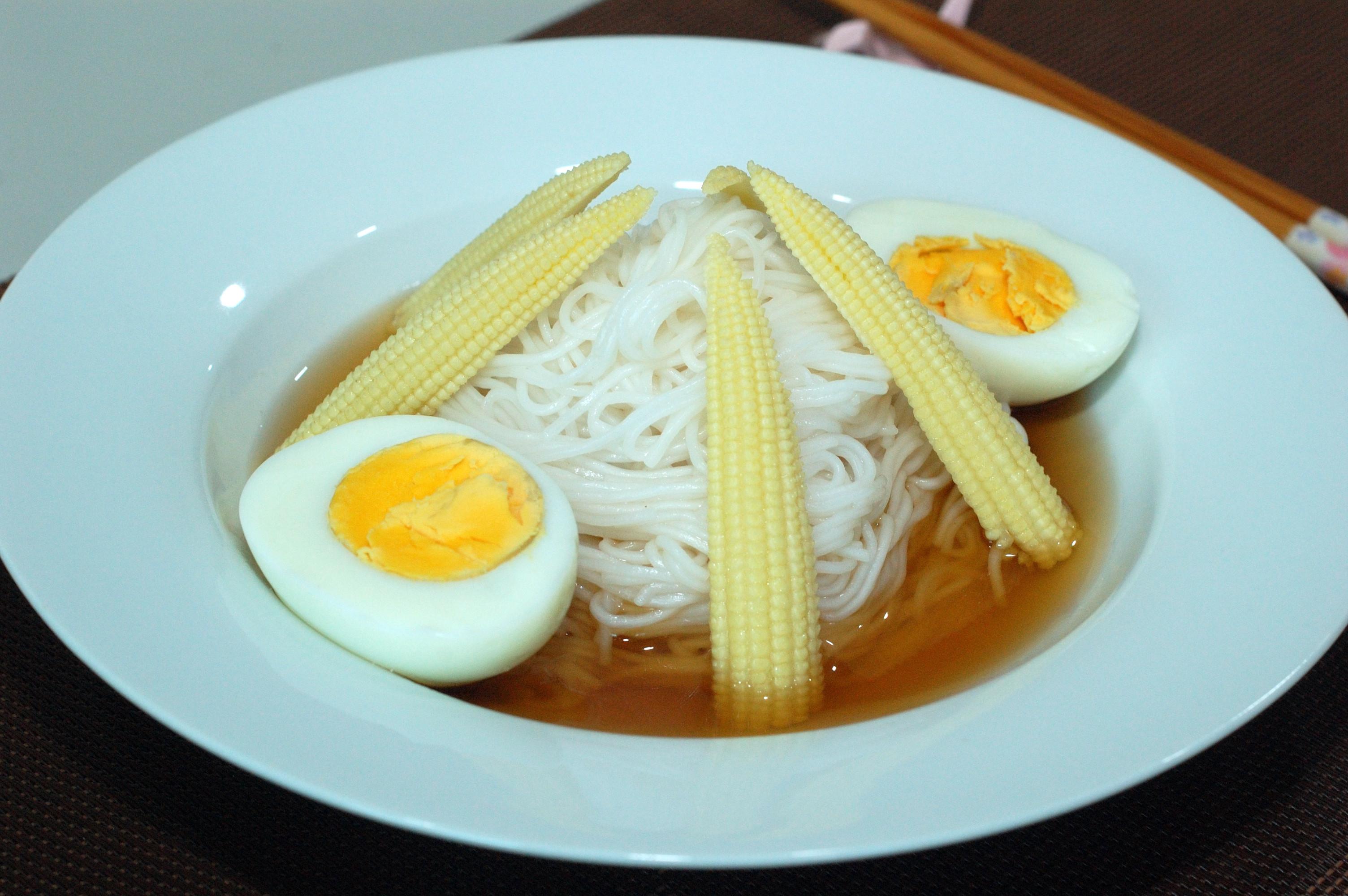 【低蛋白】日式風味冷麵