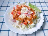 超開胃! 泰式青檸花生醬高麗菜沙拉