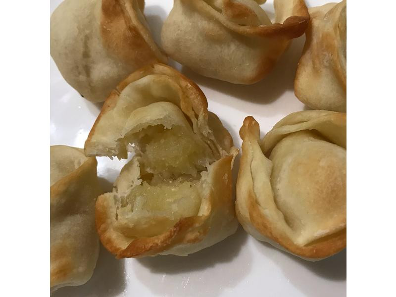 香蕉酥餅-新店民權氣炸鍋食譜