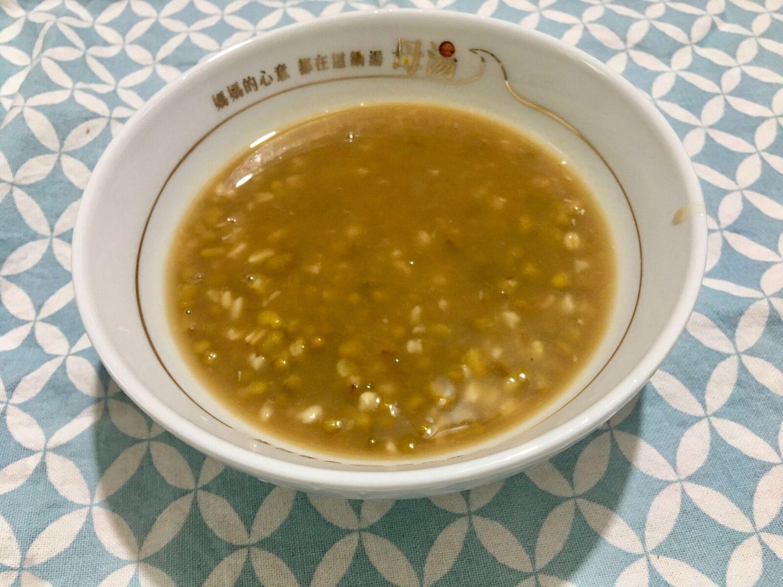【飛利浦智慧萬用鍋】綠豆薏仁湯