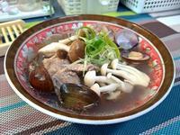 雙菇蛤蜊排骨湯