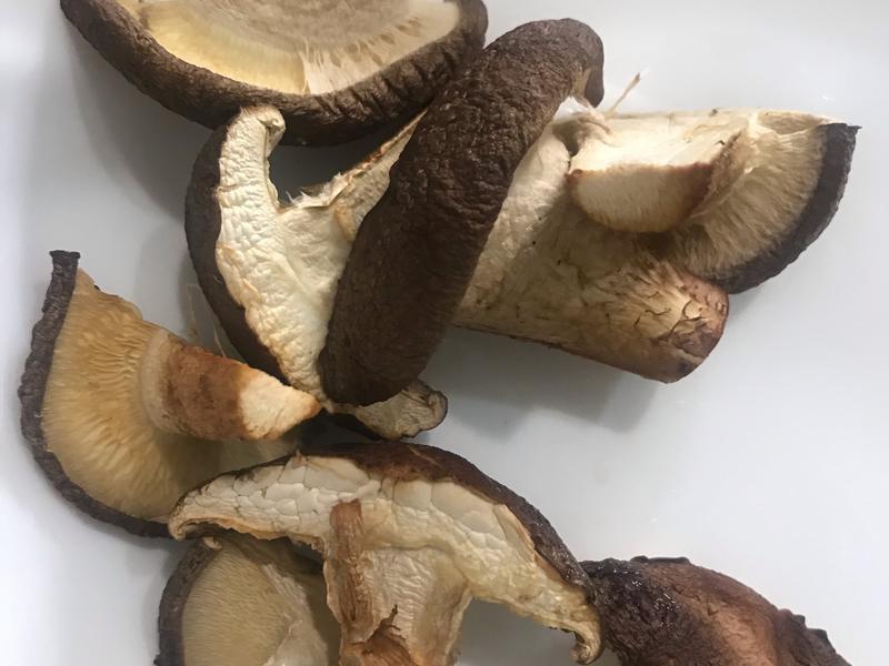 乾燒香菇-新店民權氣炸鍋食譜